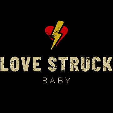 LOVE STRUCK BABY by BobbyG305