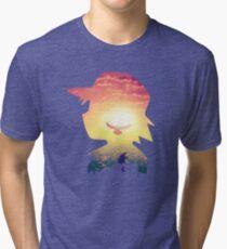 Pika Dream Tri-blend T-Shirt