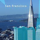 California Dreaming : San Francisco by Vanpinni