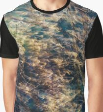 Rainbow Grass Four Graphic T-Shirt