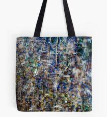 Rainbow Grass Five Tote Bag