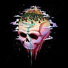 Planet Skull by tobiasfonseca