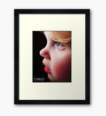 ~A CHILDS FACE~ Framed Print