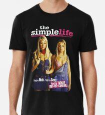Das einfache Leben - Paris & Nicole Premium T-Shirt