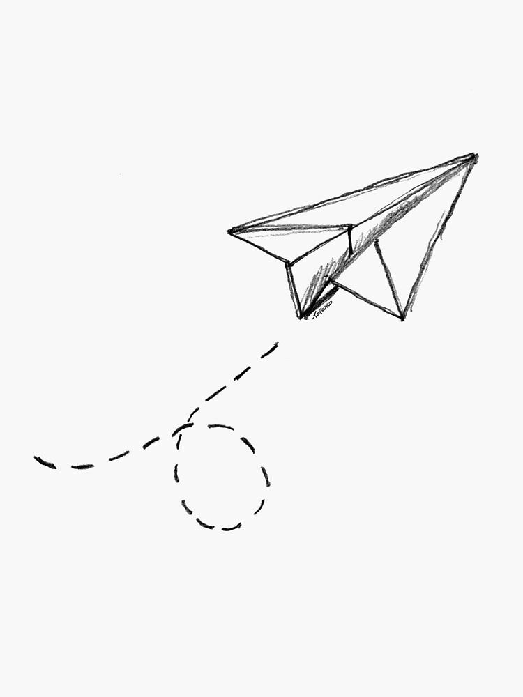 Avión de papel 9 de YoPedro