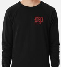 The DP Square Red Logo Lightweight Sweatshirt