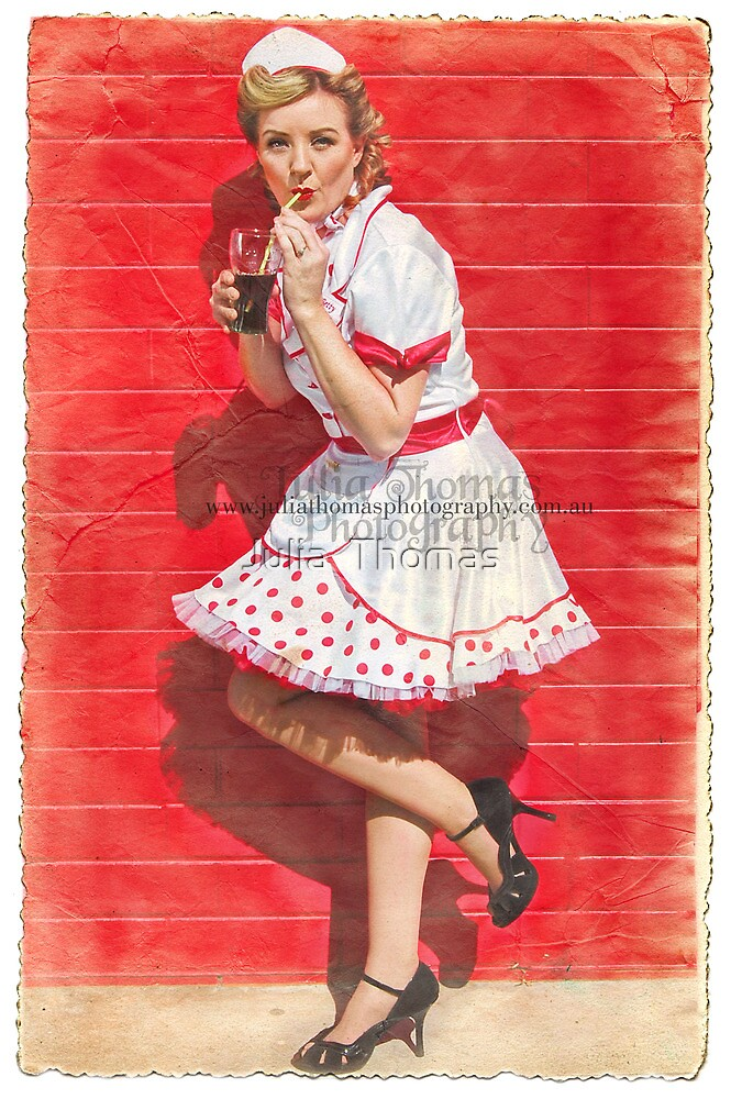 Diner Betty by Julia  Thomas
