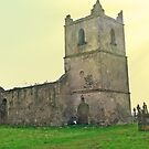 The Abbey at Glanworth by Clayton  Turner