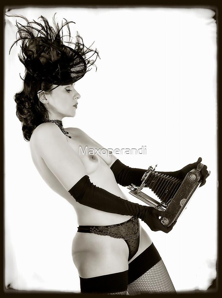 Glamour by Eastman Kodak by Maxoperandi