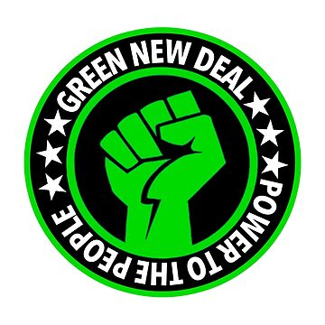 Green New Deal - Power to the People by Thelittlelord