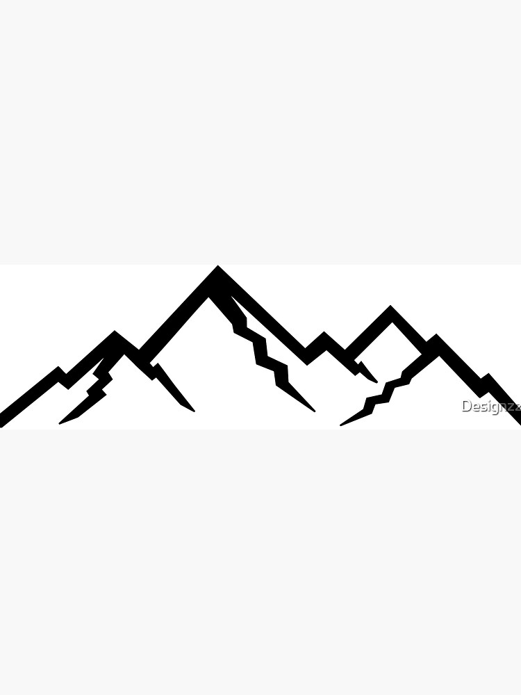 Mountains by Designzz