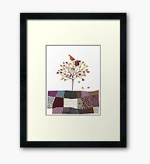 4 Season Series - Autumn Framed Print
