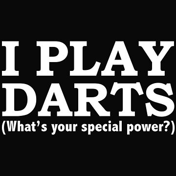 DARTS What's your special power by losttribe