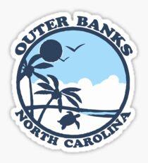 OBX - Äußere Banken. Sticker