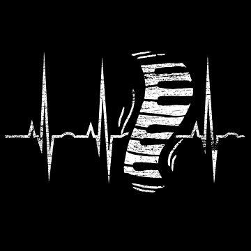 Heartbeat Piano by GeschenkIdee