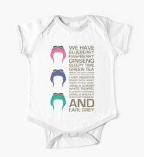 Myriad Of Teas Kids Clothes