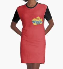 The Wiggles Graphic T-Shirt Dress