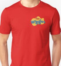 Die Wiggles Slim Fit T-Shirt