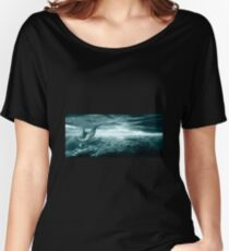 Dolphin Reef Women's Relaxed Fit T-Shirt
