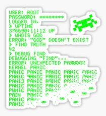 Debug linux kernel panic