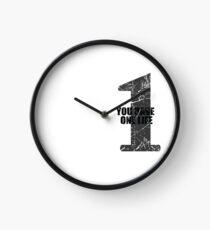 Reloj Gary Vaynerchuk / Gary Vee - Tienes una vida - NEGRO