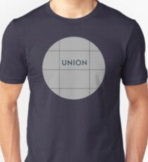 UNION Subway Station Unisex T-Shirt