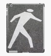 The Pedestrian iPad Case/Skin