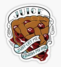 Juice Tribute Sticker
