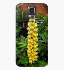 Frühlings- und Sommerblumen-Collage Hülle & Klebefolie für Samsung Galaxy