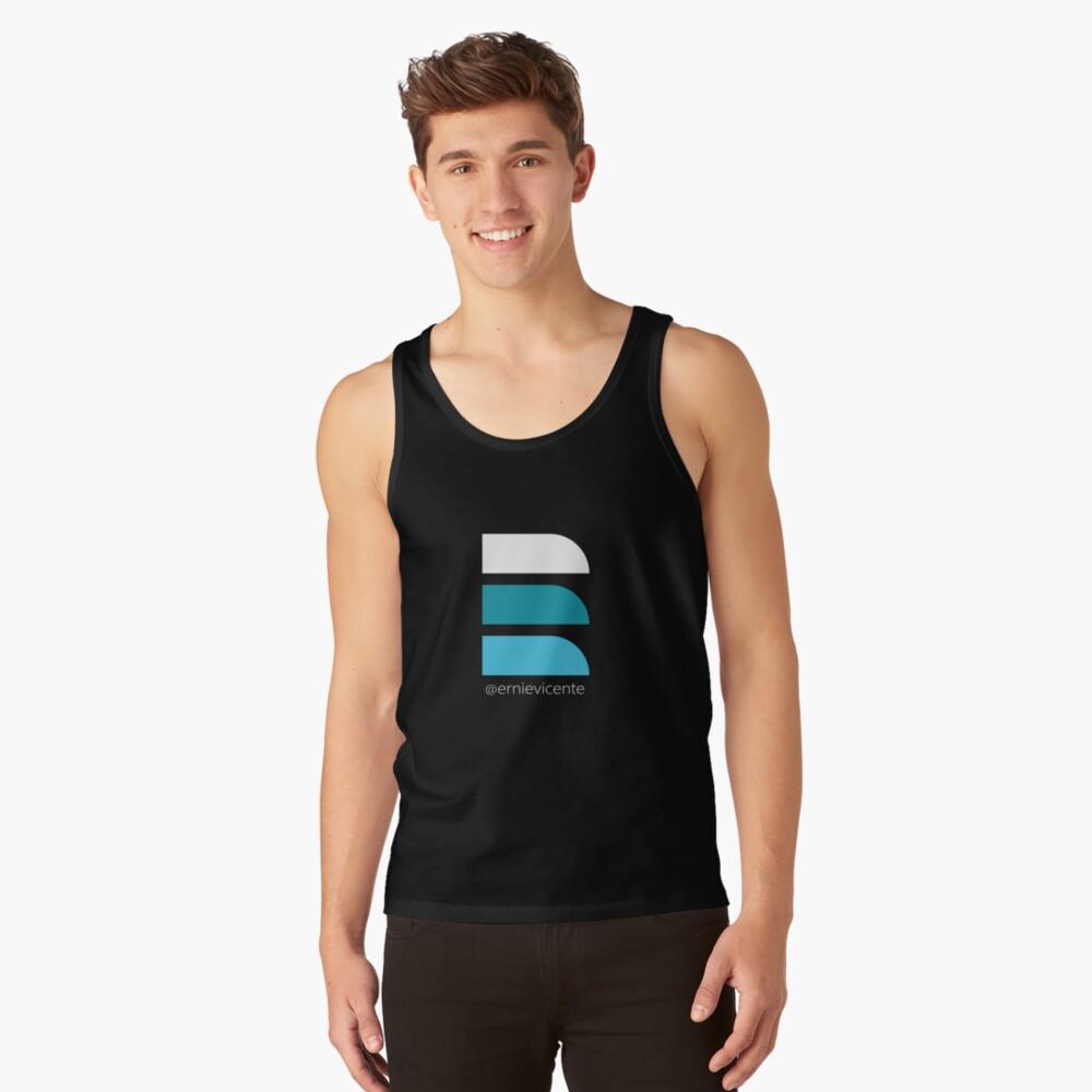 """E"" Logo Shirts  Tank Top"