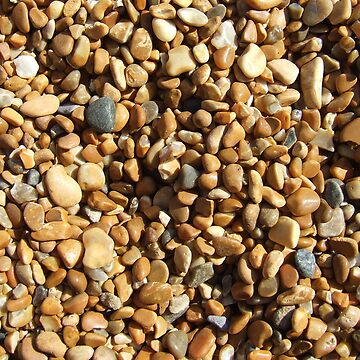 pebbled beach - close up by barnsleysteve