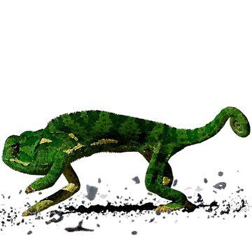 Chameleon by Dato123