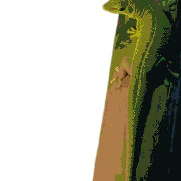 Lizard by Dato123