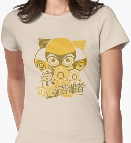 Awestruck Mascot Stencil T-Shirt