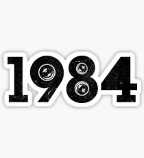 Pegatina 1984