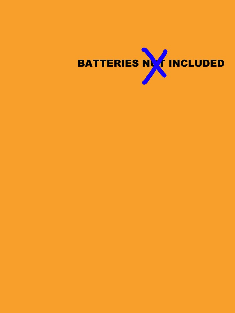 Batteries Included by rupertrussell