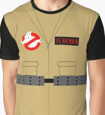 Who Ya Gonna Call? - Venkman Graphic T-Shirt