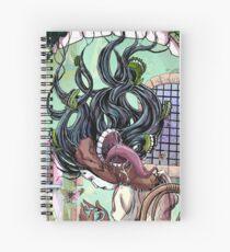 Magritte Spiral Notebook