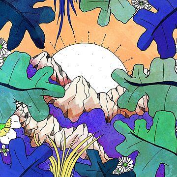 Dschungelberge von steveswade
