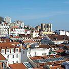 Lovely Lisbon by Alexandra Lavizzari