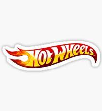 Hot wheels merchands Sticker