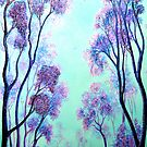 Mystical Trees by Linda Callaghan