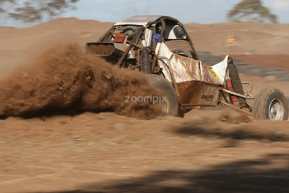 Eat my dust by zoompix