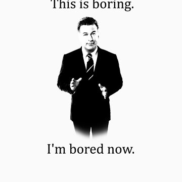 Jack Donaghy is bored now. by Squirrels