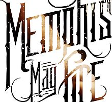 Memphis May Fire Stickers   Redbubble