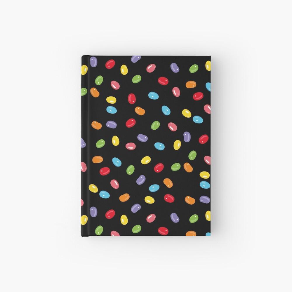 Ostern Jelly Beans Bonbons Süßigkeiten Osterfest Notizbuch