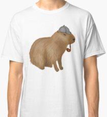 Sherlock capybara Classic T-Shirt