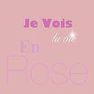 En rose by MarleyArt123