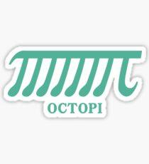 Octopi Sticker