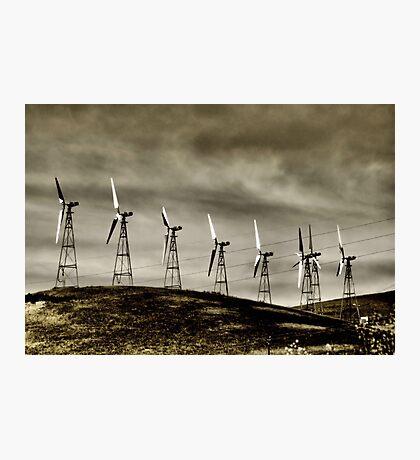 Wind Warriors Photographic Print